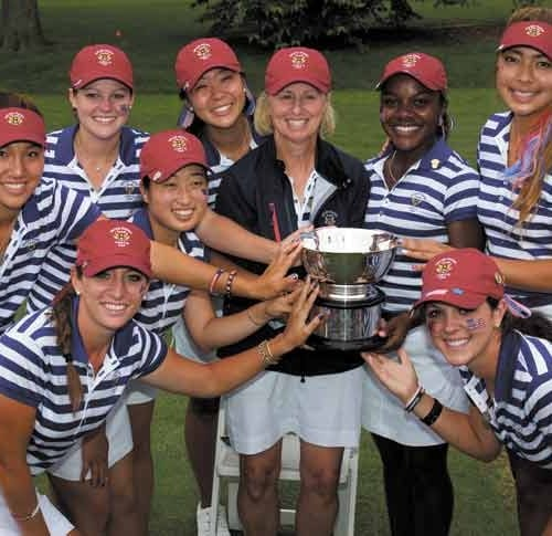Scenes from the Curtis Cup | Town&Style