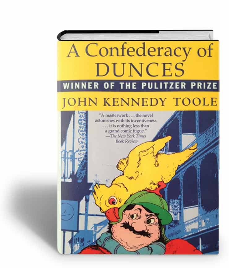 confederacy of dunces essay A confederacy of dunces lesson plans include daily lessons, fun activities, essay topics, test/quiz questions, and more everything you need to teach a confederacy of dunces.