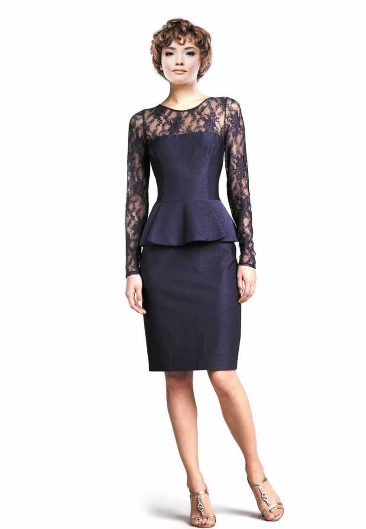 What To Wear Where Winter Weddings Town Amp Style