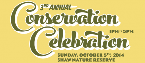 Conservation Celebration: Magnificent Missouri @ Shaw Nature Reserve   Gray Summit   Missouri   United States