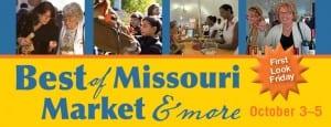 Best of Missouri Market  @ Missouri Botanical Garden  | St. Louis | Missouri | United States