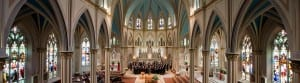 Mendelssohn and Judith Bingham @ St. Louis Abbey   Creve Coeur   Missouri   United States
