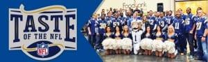 TASTE OF THE NFL-ST. LOUIS @ St. Louis Area Foodbank   Bridgeton   Missouri   United States