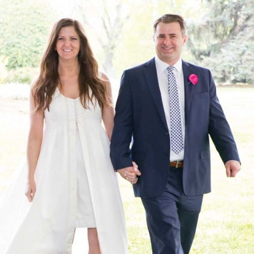 St Brides Real Estate: Butterfield-Schoen Wedding