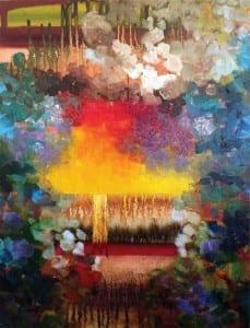 Julie Malone: Luminous Art Exhibit @ Nancy Spirtas Kranzberg Gallery | Saint Louis | Missouri | United States