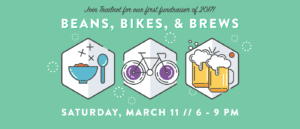 Beans, Bikes & Brews @ Immaculate Conception Parish Hall