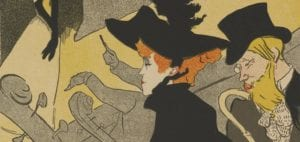 Spectacle and Leisure in Paris: Degas to Mucha @ Kemper Art Museum