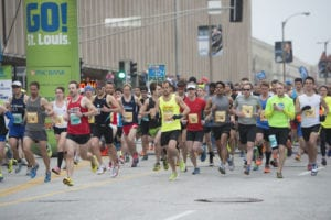 Go! St. Louis Marathon & Family Fitness Weekend @ Downtown St. Louis