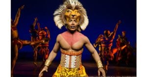 Disney's The Lion King @ The Fabulous Fox Theatre