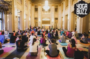 Yoga + Music @ The Peabody Opera House @ The Peabody Opera House