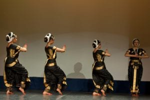 Historic American Natya Dance Festival @  Clayton High School Auditorium | Clayton | Missouri | United States