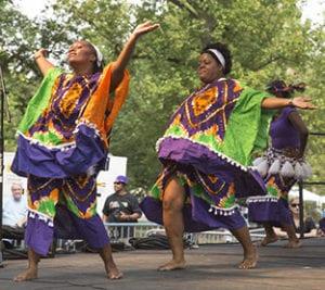 African Arts Festival @ World's Fair Pavilion in Forest Park
