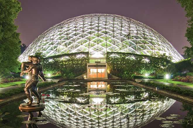Garden Gala: Missouri Botanical Garden | Town&Style