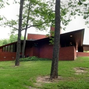 Architecture on Wheels @ The Frank Lloyd Wright House in Ebsworth Park | Kirkwood | Missouri | United States