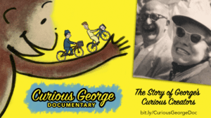 Monkey Business: The Curious Adventures of George's Creators @ Jewish Community Center | St. Louis | Missouri | United States