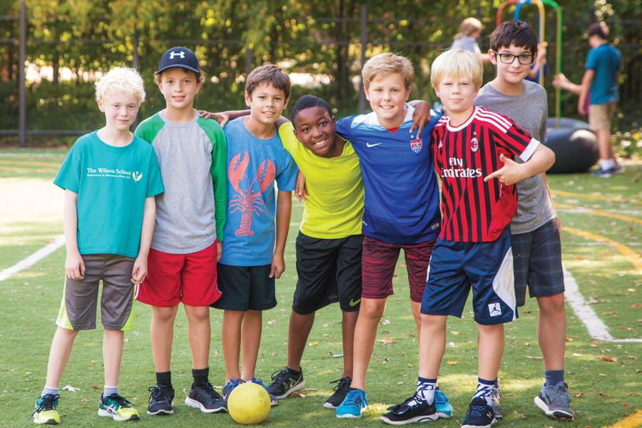 Learn & Play: The Wilson School