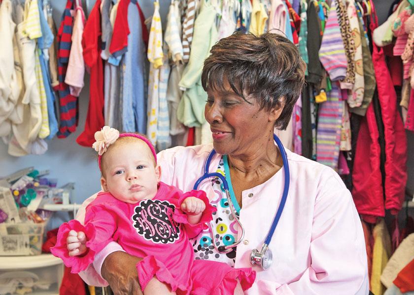 Family Care: Nurses for Newborns