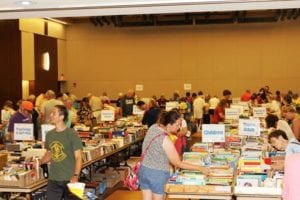 JCC Used Book Sale @ Staenberg Family Complex | St. Louis | Missouri | United States