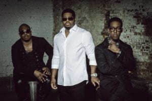 Boyz II Men @ Powell Hall | St. Louis | Missouri | United States
