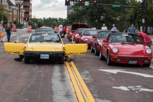 All Porsche Auto Show @ Brentwood Boulevard, Clayton