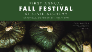 Fall Festival @ Civil Alchemy | Webster Groves | Missouri | United States
