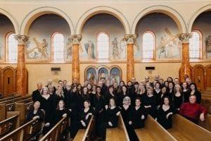 St. Louis Chamber Chorus Concert @ Ladue Chapel Presbyterian Church