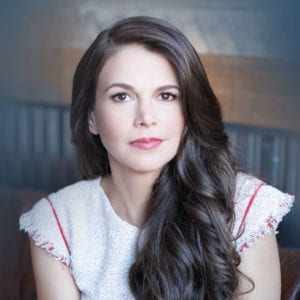 sutton foster performance @ Powell Hall