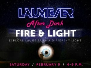 Laumeier After Dark: Fire & Light @ Laumeier Sculpture Park