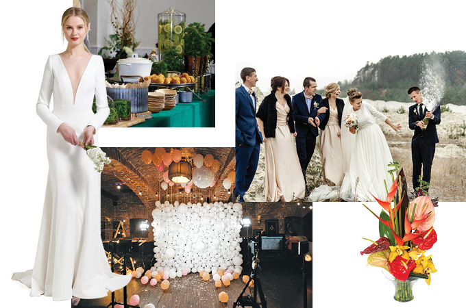 Wedding Trend Report from L.A.