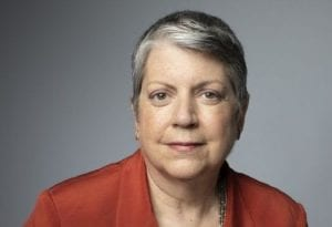 Janet Napolitano Book Signing @ Maryville University Auditorium