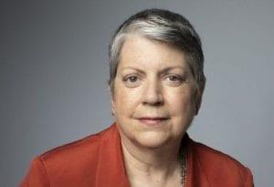 Janet Napolitano Book Signing @ Maryville University Auditorium