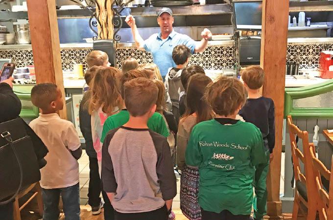 Life Skills: Rohan Woods School