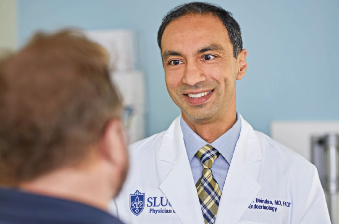 Total Care: SLUCare Physician Group