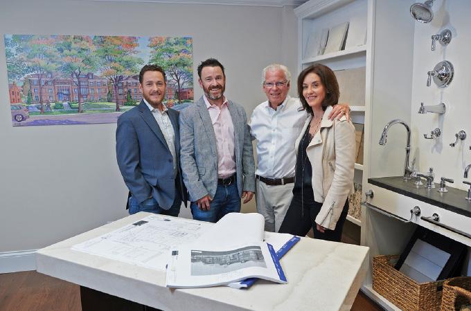 Family Project: Topton Way Condominiums