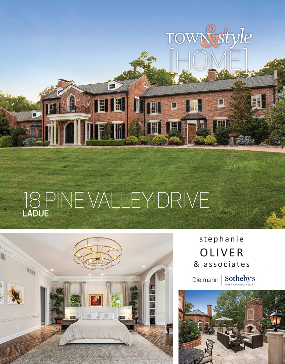 T&S Home: 18 Pine Valley Drive   Town&Style