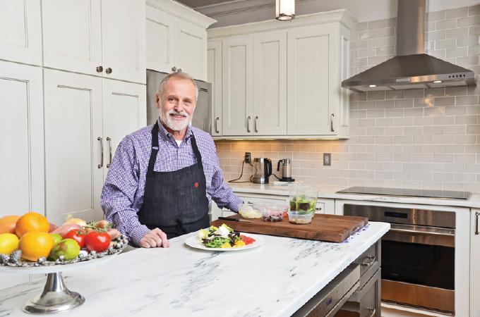 Apronomics: Chef Bill Cardwell