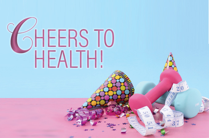 Cheers to Health!